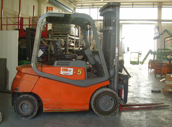 carrello elevatore usato cesab MAK450
